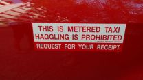 Clearly defined rules for using the taxi.