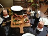 Dinner - starters