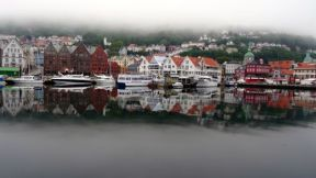 Reflections at Bergen