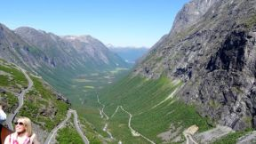 Trollstigen Valley